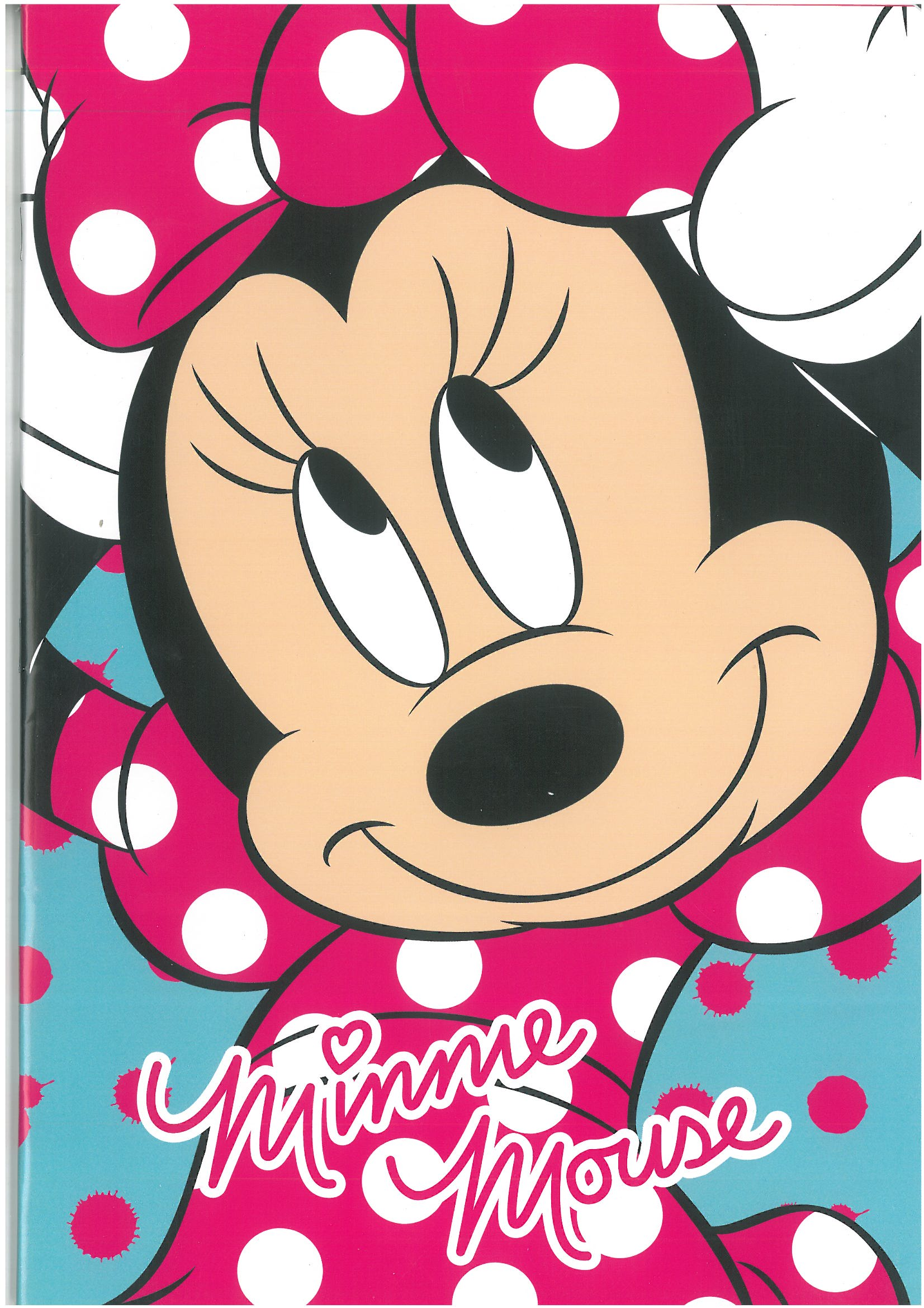 MAXI QUADERNI MINNIE