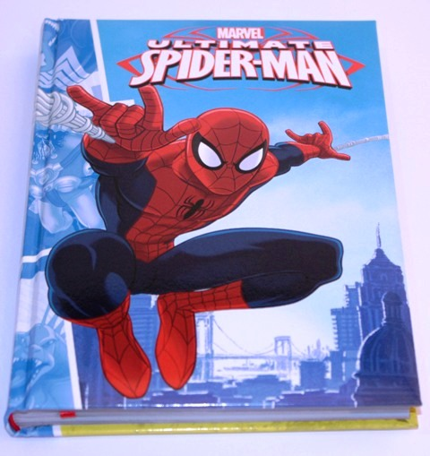 Diario Spider Man ultimate